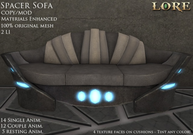 Spacer Sofa Ad