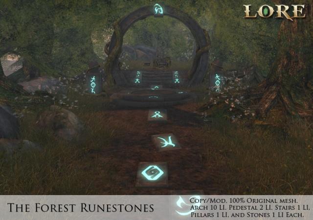Forest Runestone Ad