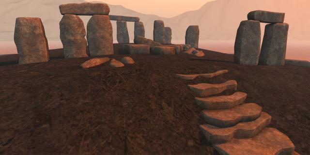 Stonehenge Ad large