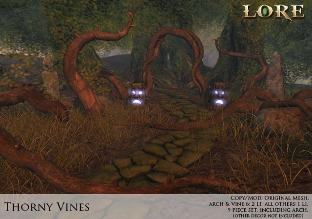 Thorny Vine Ad