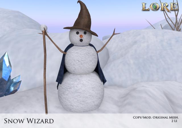 Snow Wiz ad