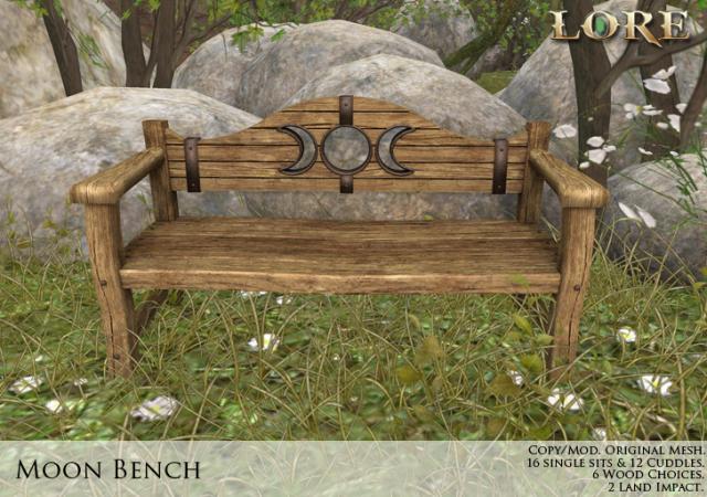 Moon Bench Ad