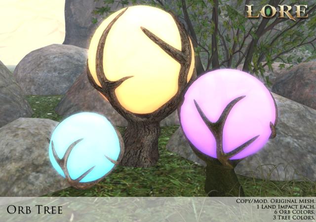 Orb Tree ad
