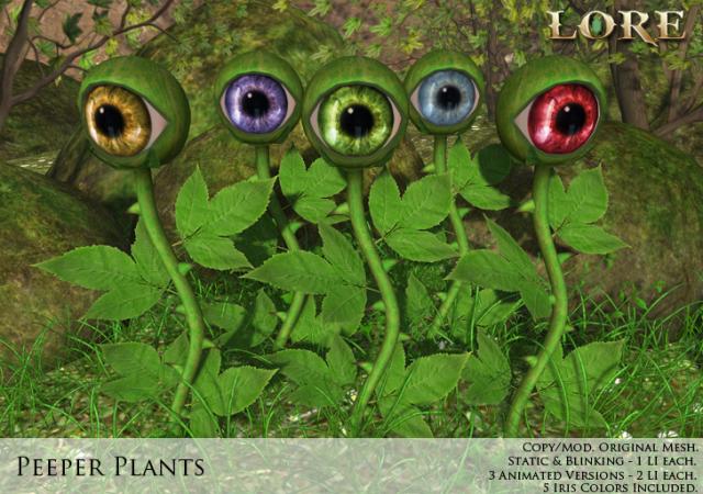 Peeper Plant Ad