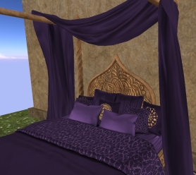 Canopy Bed WIP
