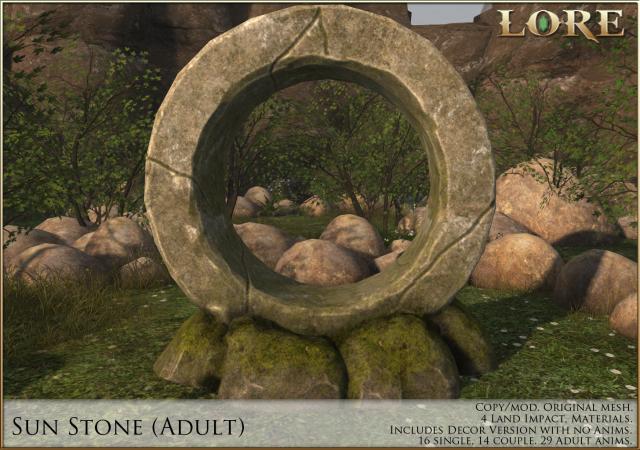 Sun Stone Adult
