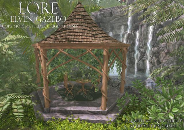 elven gazebo ad (lore)