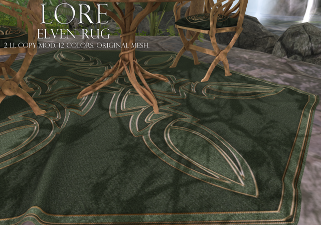 elven rug ad (lore)
