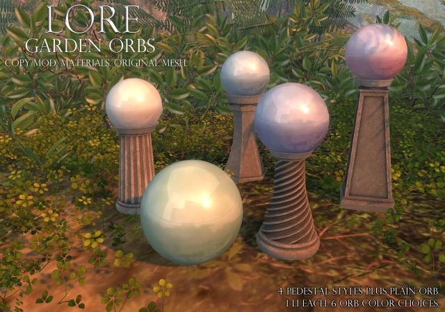 garden orbs ad