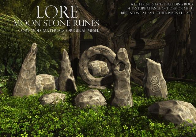 moon stone runes ad