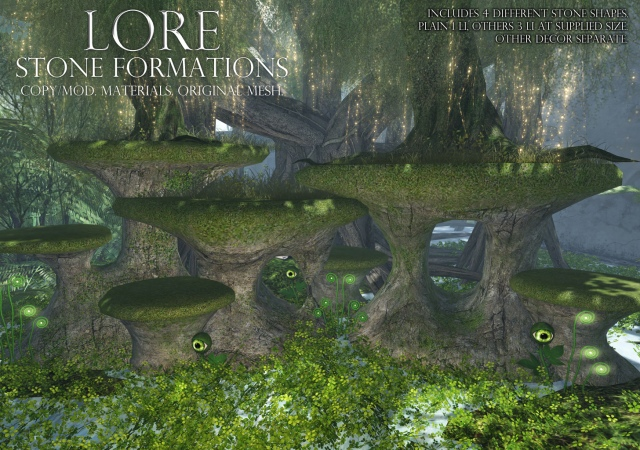 Stone Formation Ad