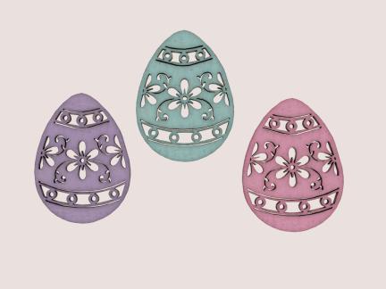 ostara egg gift