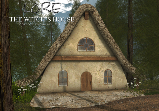 Witch's House Ad